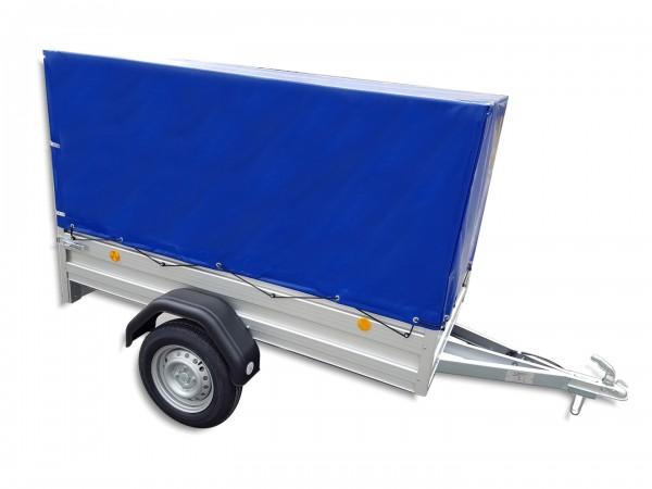 Hochplanen-Set TL-EU2010/75 AL 800 mm blau