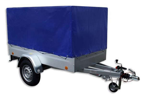 Hochplanen-Set EU0 800 mm blau